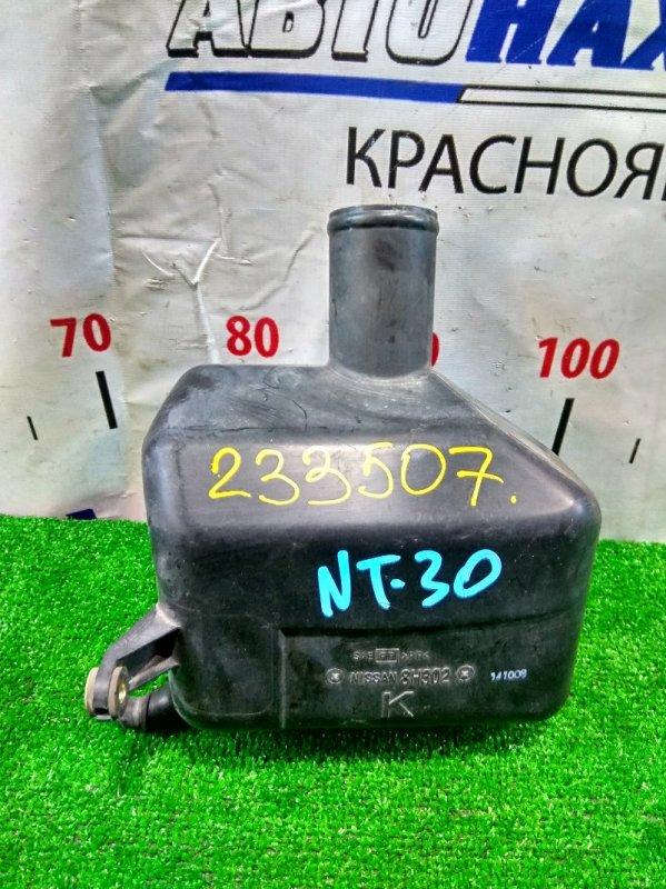 Влагоотделитель Nissan X-Trail NT30 QR20DE 2001 165858H302, 165858H30A резонатор воздушного фильтра