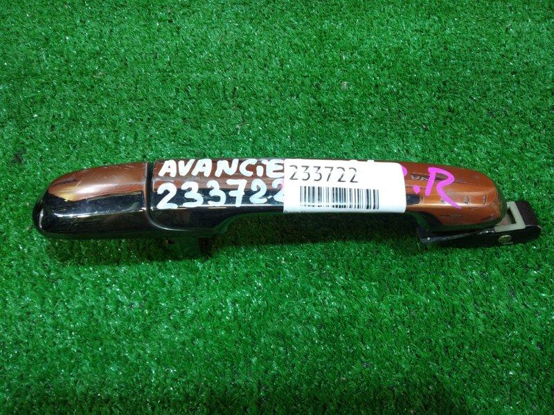 Ручка внешняя Honda Avancier TA1 F23A задняя правая
