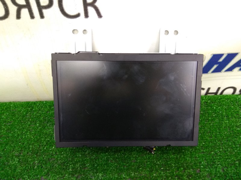 Телевизор в салон Nissan Teana J32 VQ25DE 2008 DP7W-V3001J штатный монитор с центральной консоли,