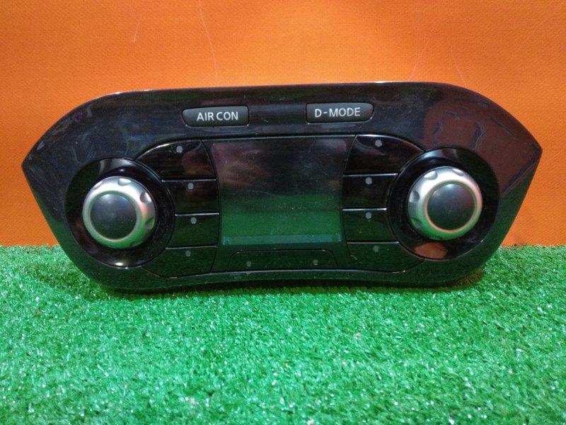 Климат-контроль Nissan Juke YF15 HR15DE 24845-1KL3A