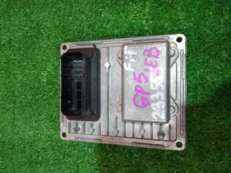 Компьютер Honda Fit Hybrid GP5 LEB 28100-5P8-J510-M1 КПП