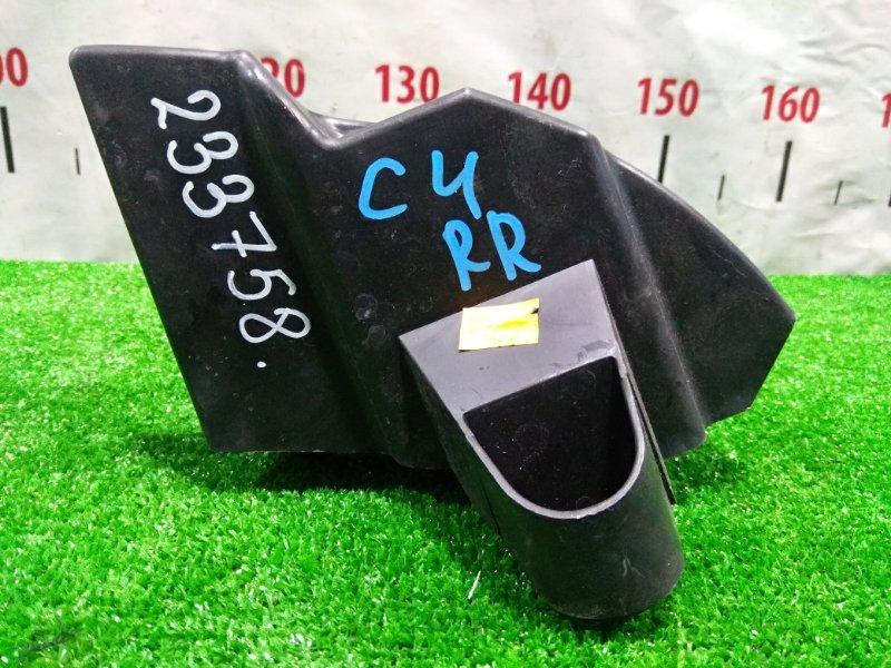 Клипса бампера Citroen C4 B5NFU TU5JP4 2004 задняя правая 9650693580 RR