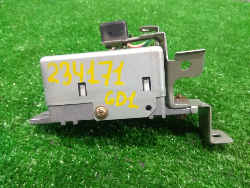 Блок управления рулевой рейкой Honda Fit GD1 L13A 2001 39980-SAA-J22 EPS - управления рулевой рейкой