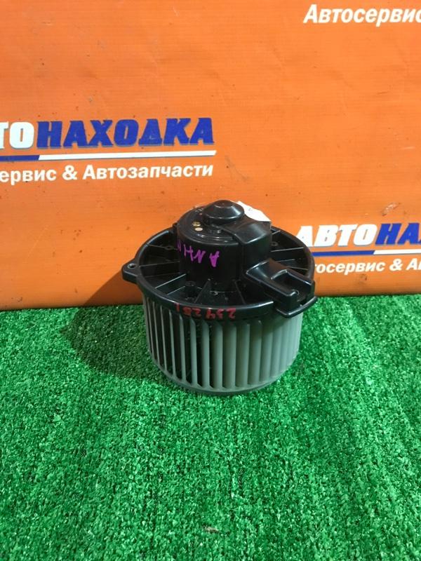 Мотор печки Toyota Alphard ANH10W 2AZ-FE 2002 передний 194000-7351