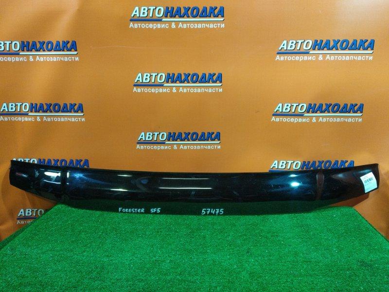 Дефлектор капота Subaru Forester SF5 EJ20 передний