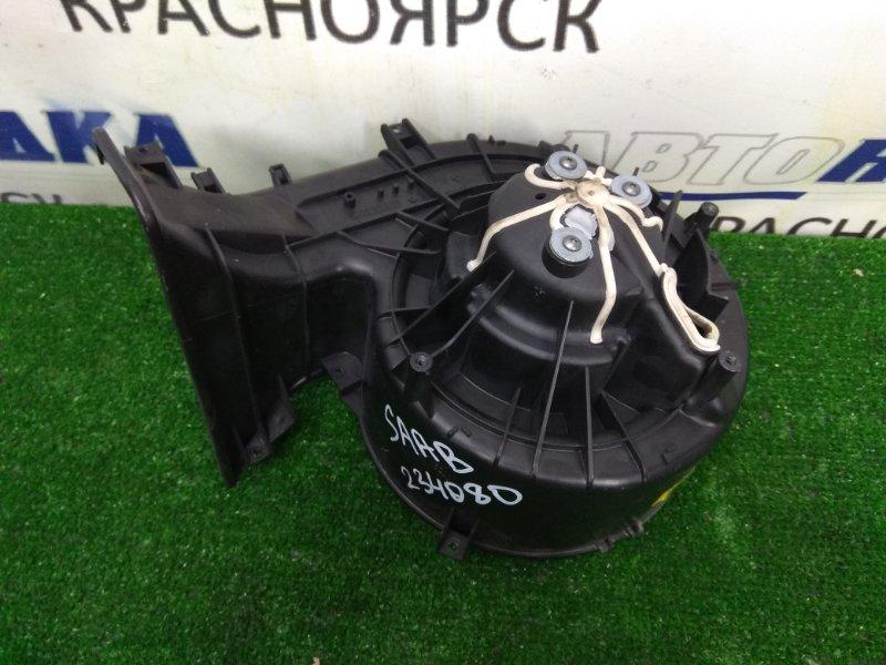 Мотор печки Saab 9-3 YS3F B207E 2002 007016M только правый руль!