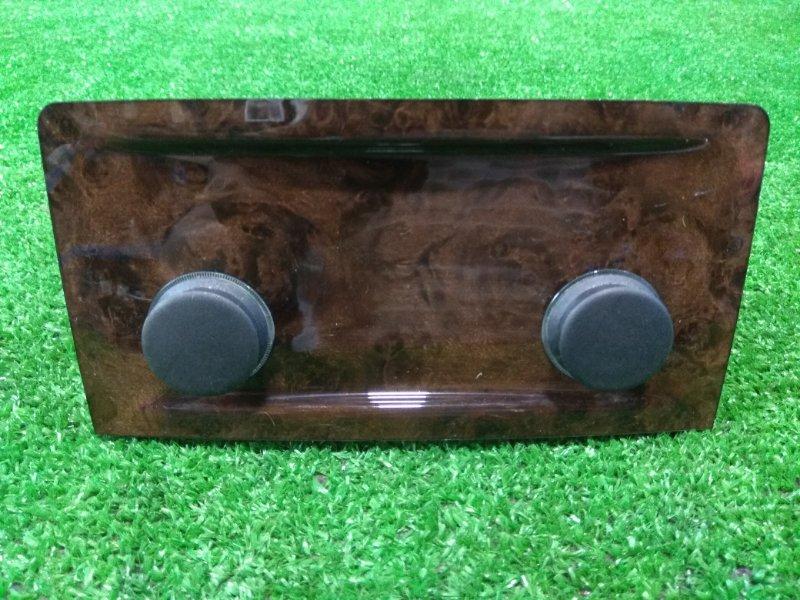 Прикуриватель Bmw 530I E60 N52B30 2003 задний задние розетки (2 шт.) с облицовкой под дерево