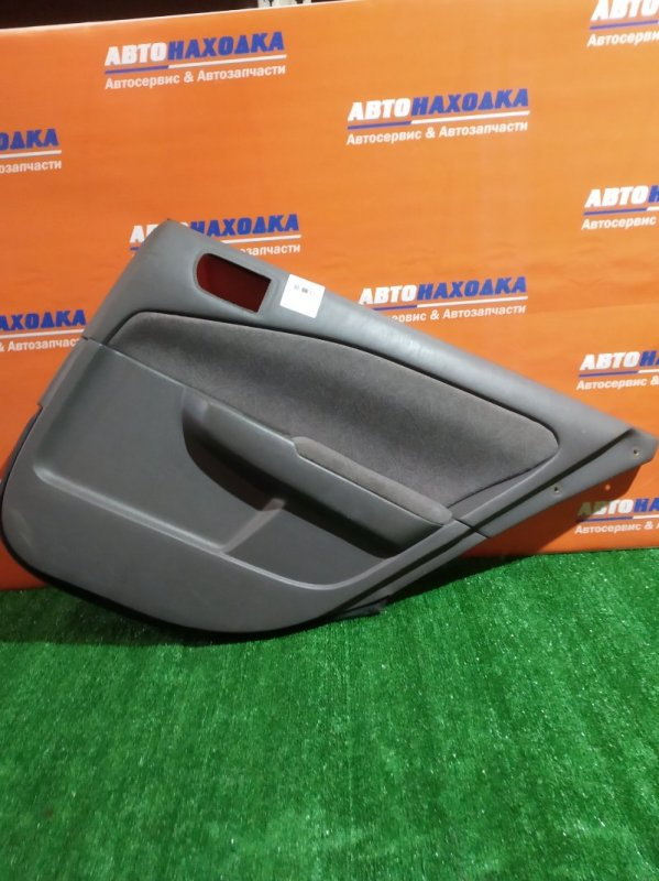 Обшивка двери Toyota Corona Premio ST210 3S-FE 1997 задняя правая ХТС