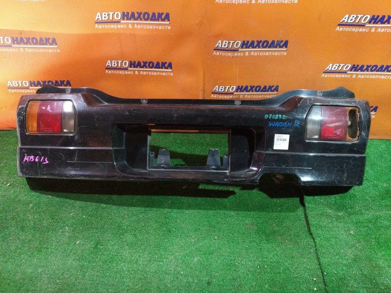 Бампер Suzuki Wagon R Wide HT51S M13A задний без одного катафота