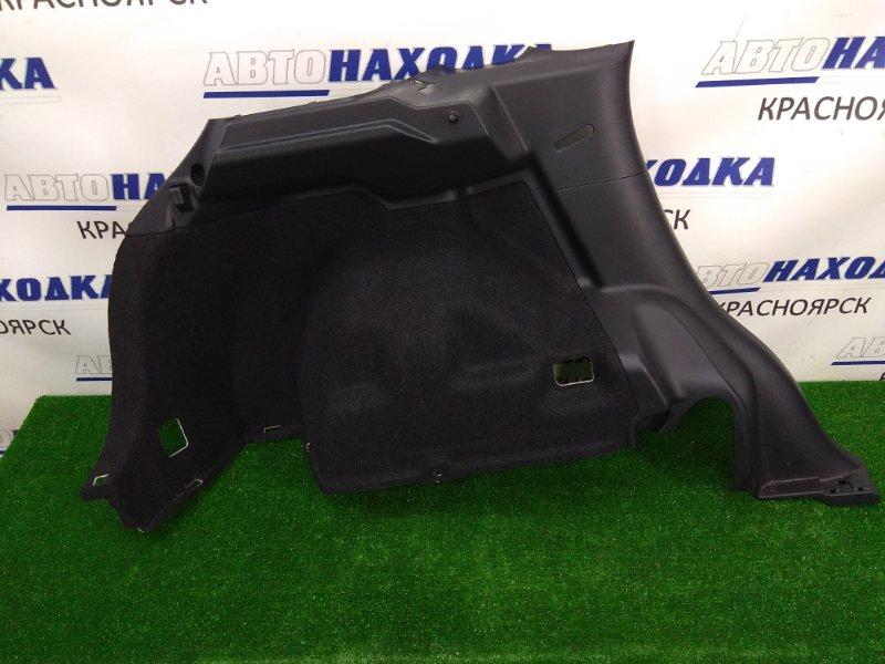 Обшивка багажника Mitsubishi Asx GA3W 4B10 2010 задняя левая 7230A603XA ХТС, левая, черная (салон 14X)
