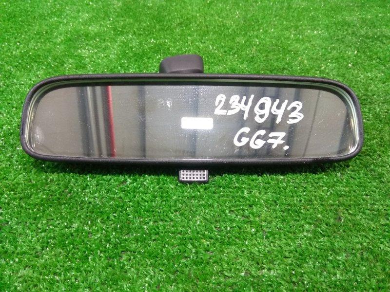 Зеркало салонное Honda Fit Shuttle GG7 L15A 2013