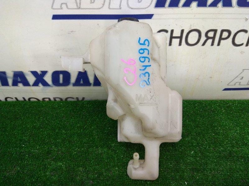 Бачок расширительный Nissan Serena C26 MR20DD 2010 С крышкой