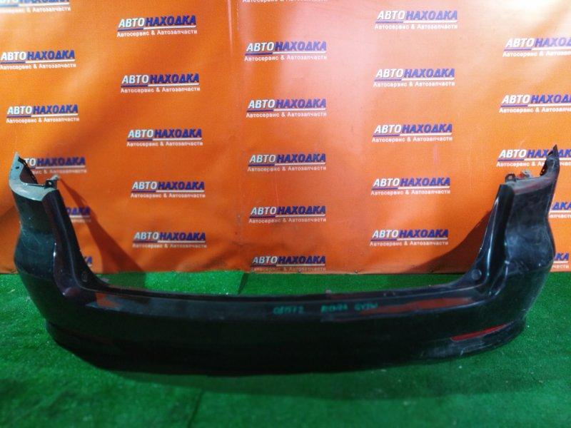 Бампер Mazda Atenza Sport GY3W L3-VE задний катафот 21801 универсал