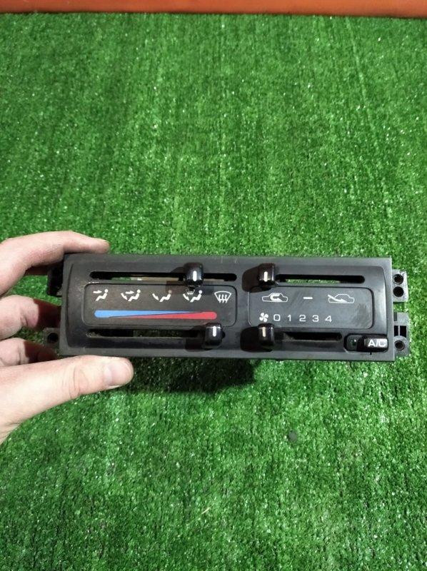 Климат-контроль Nissan Ad VFY10 GA15DE 1996 механический