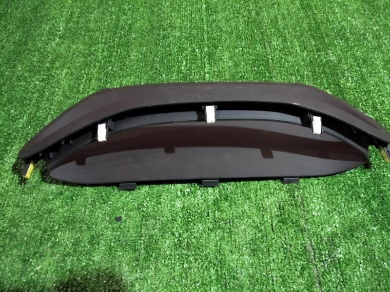 Козырек панели приборов Toyota Belta SCP92 2SZ-FE 2005 55411-52210