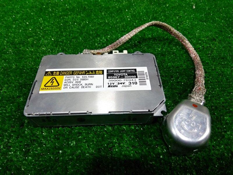 Блок розжига ксенона Toyota Ipsum ACM21W 2AZ-FE 2001 D2R