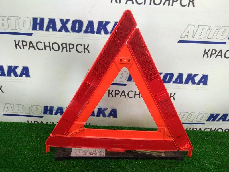 Знак аварийной остановки Renault Kangoo KC K4M 2003