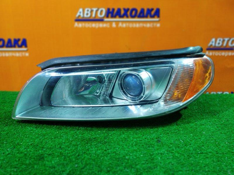 Фара Volvo V70 BW5 B5254T6 06.2008 левая 0020112027 / 02598006 КСЕНОН,