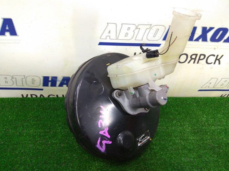 Главный тормозной цилиндр Mitsubishi Asx GA3W 4B10 2010 4625A214, 4630A190, 4627A026 правый руль (MMC RVR), с