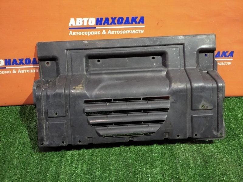 Защита двс Nissan Caravan VPE25 KA20DE 2001 передняя 62652 VX100 центральная под балку