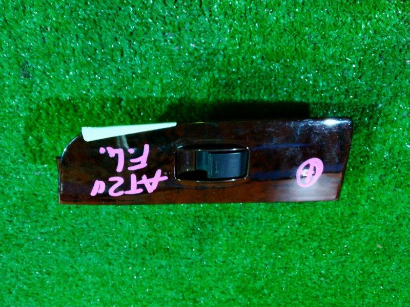 Кнопка стеклоподъемника Toyota Corona Premio AT211 7A-FE передняя левая