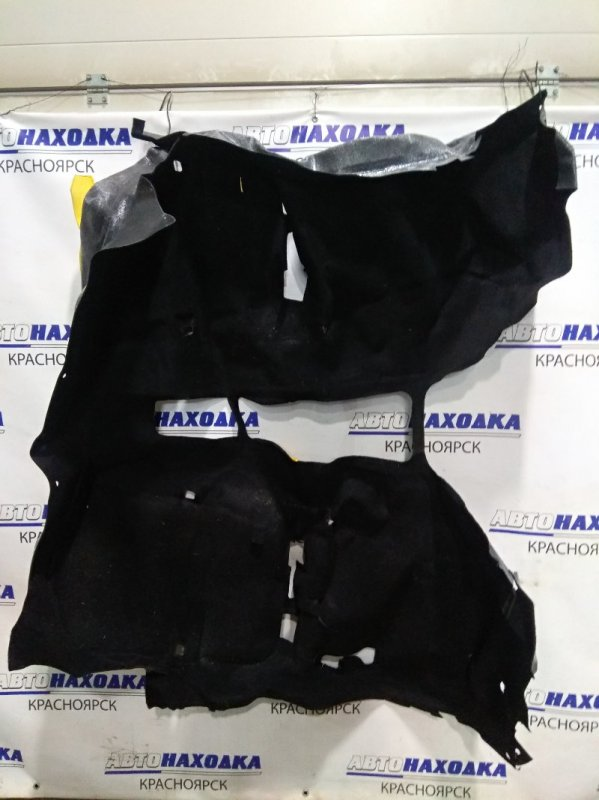 Обшивка пола Subaru Impreza GH6 EJ20 2007 95011FG000 ковровое покрытие пола в салон / есть дефект *