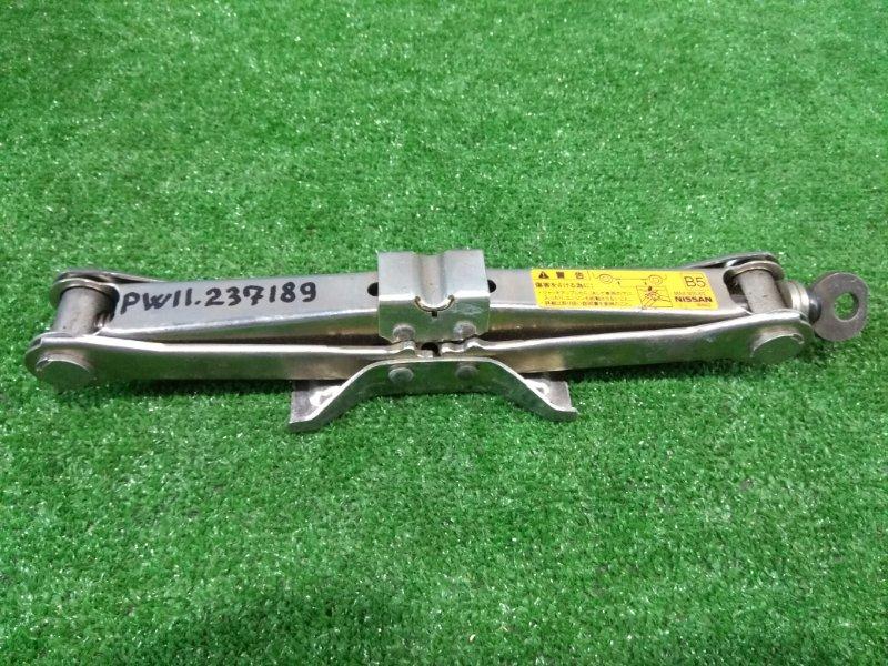Домкрат Nissan Avenir PW11 SR20DE 1998 WAKO грузоподъемность 900 кг.