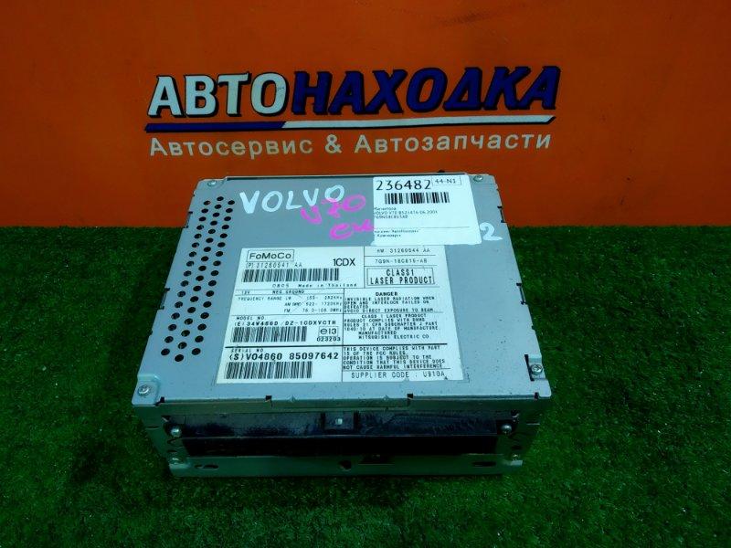 Магнитола Volvo V70 BW5 B5254T6 06.2008 7G9N18C815AB