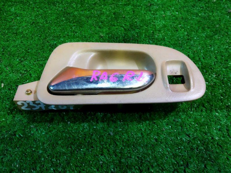 Ручка внутренняя Honda Odyssey RA6 задняя левая