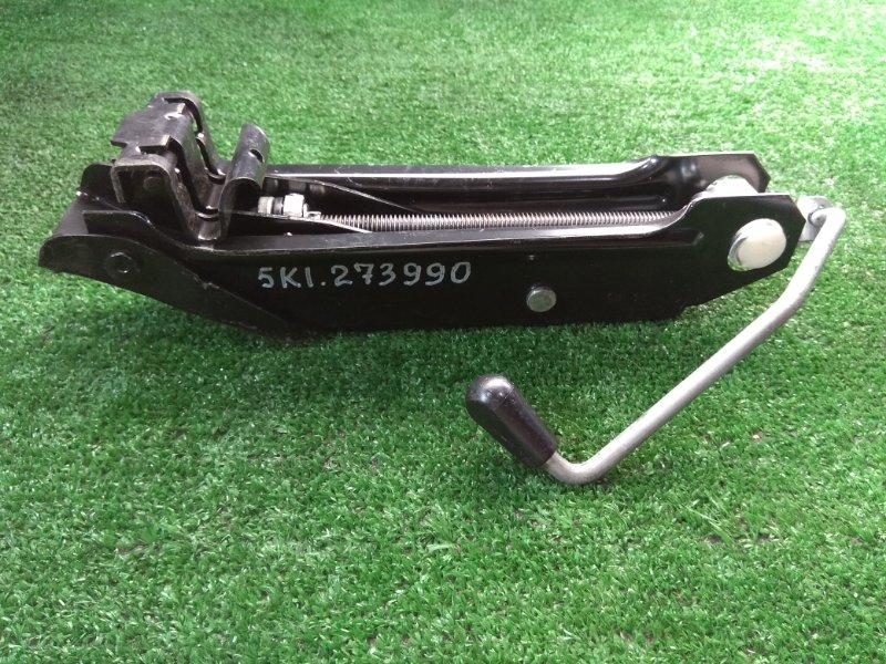 Домкрат Volkswagen Golf 5K1 CAXA 2008 Грузоподъёмность 1010 кг