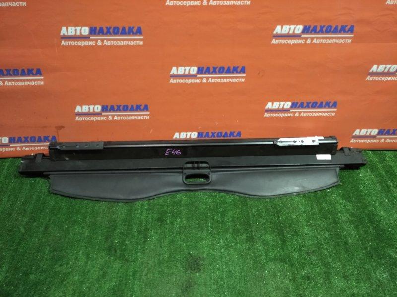 Шторка багажника Bmw 318I E46/3 M43 B19 1998