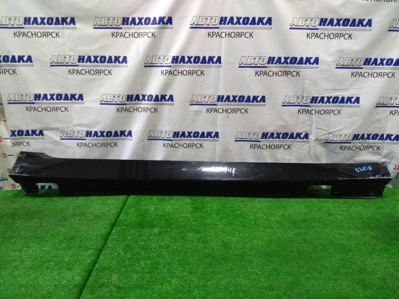 Порог Bmw 525I E60 M54B25 2003 правый пластиковый, правый, цвет 475