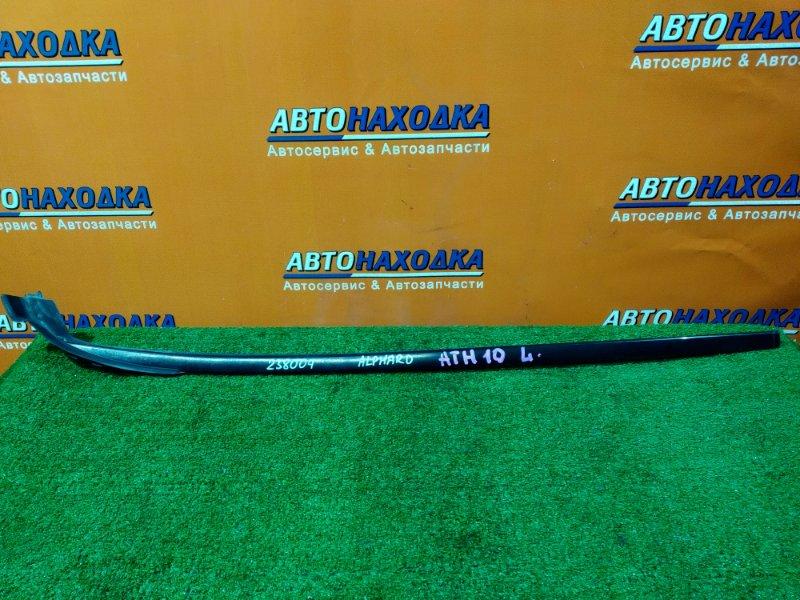 Молдинг лобового стекла Toyota Alphard ATH10 2AZ-FXE левый