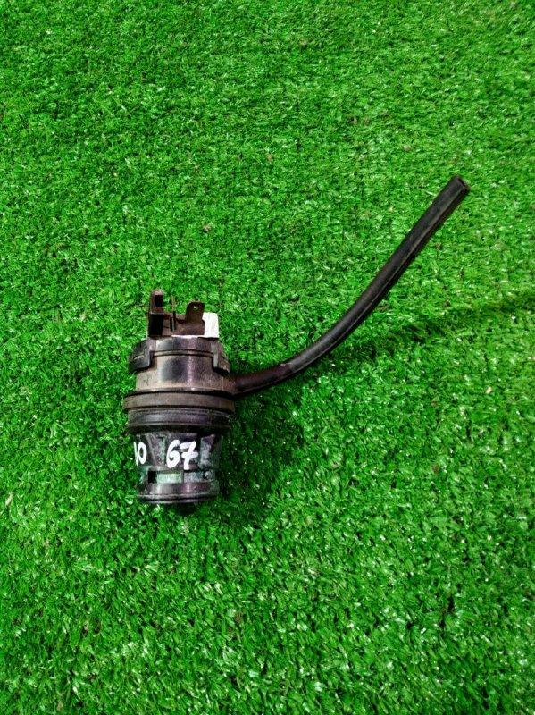 Мотор омывателя Toyota Passo KGC10 1KR-FE 860310-9090