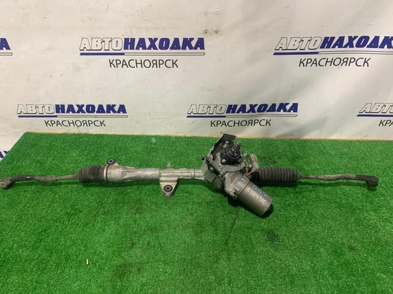 Рейка рулевая Honda Fit Shuttle GG7 L15A 2013 электрическая, в сборе с тягами и наконечниками