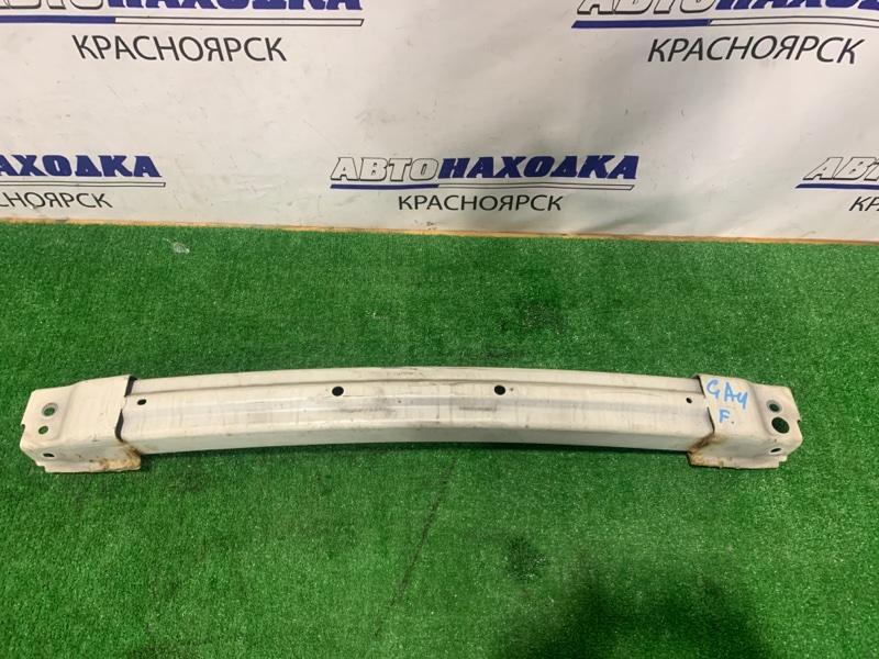 Усилитель бампера Honda Capa GA4 D15B 2000 передний передний швеллер