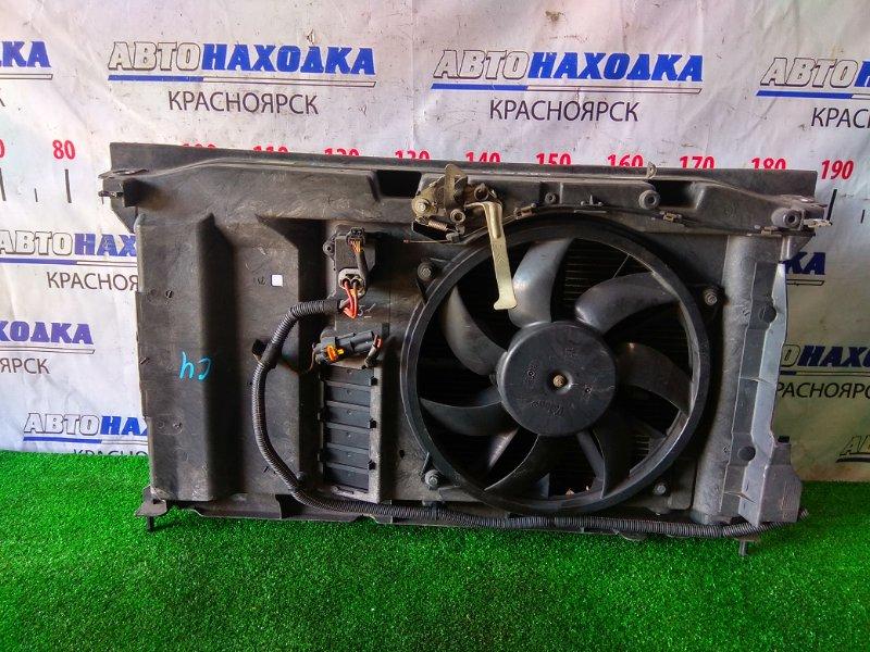 Рамка радиатора Citroen C4 B5NFU TU5JP4 2004 1253 G7, 1330 F6, 7104 V6 в сборе с радиаторами, и