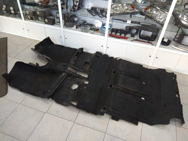 Обшивка пола Toyota Wish ZGE20G 2ZR-FAE 2009 58510-68070-B1 ХТС