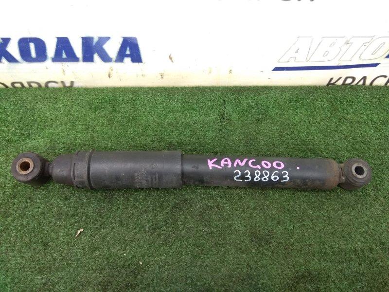 Амортизатор Renault Kangoo KC K4M 2003 задний задний, с пыльником