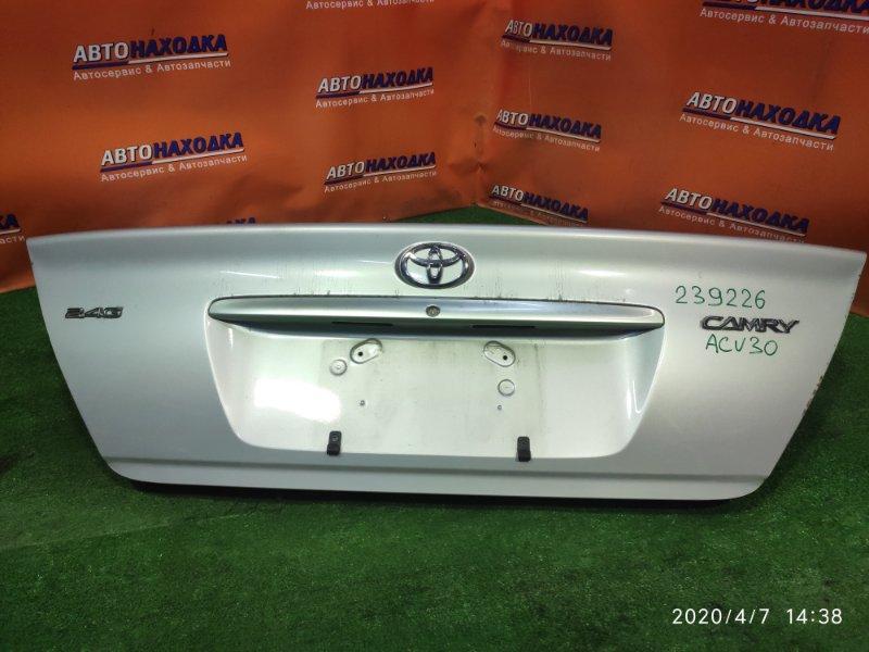 Крышка багажника Toyota Camry ACV30 2AZ-FE 10.2001 2.4G