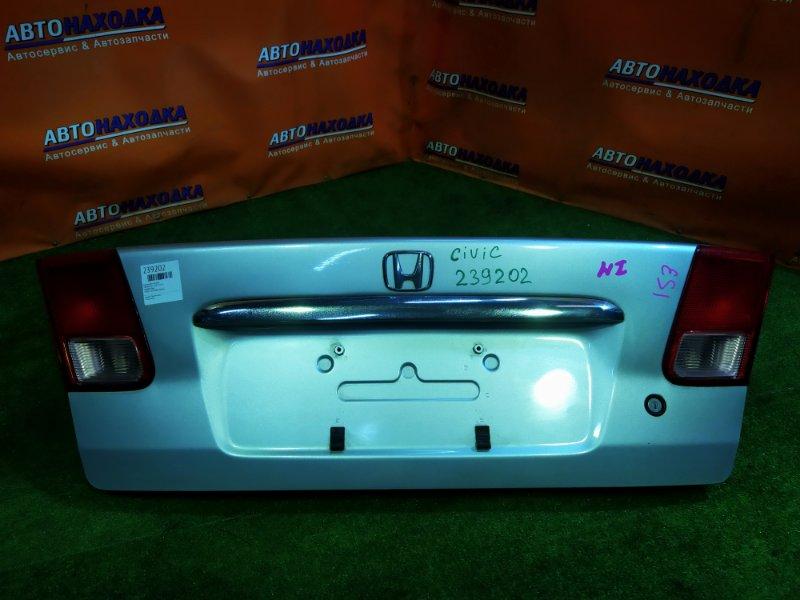 Крышка багажника Honda Civic ES1 D17A 1MOD, +ВСТАВКИ P0856