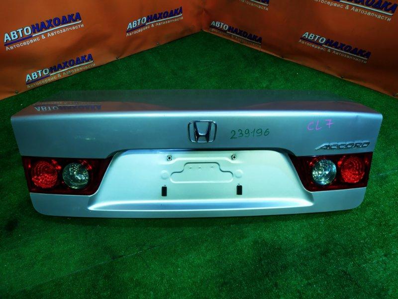 Крышка багажника Honda Accord CL7 K20A ВСТАВКА P5921