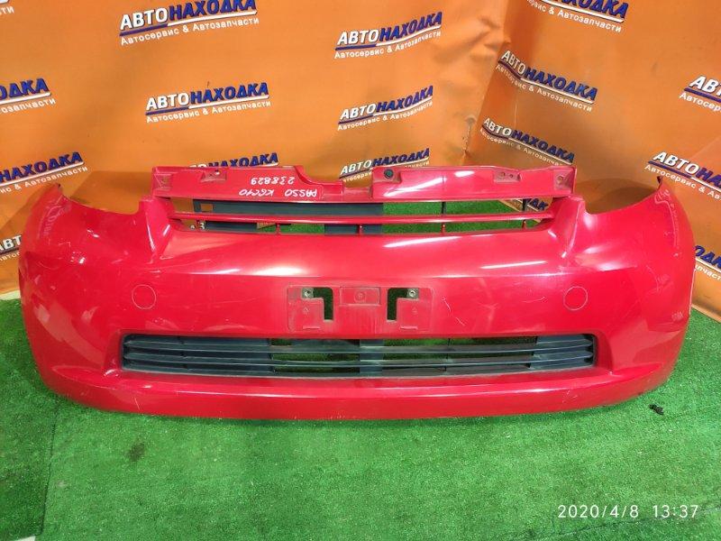Бампер Toyota Passo KGC10 1KR-FE 05.2004 передний 52119-B1010 1MOD