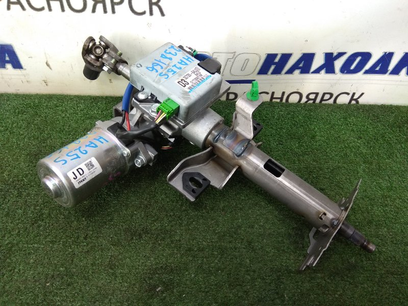 Колонка рулевая Suzuki Alto HA25S K6A 2009 48200-85K11 с ЭУРом и блоком управления, с верхним