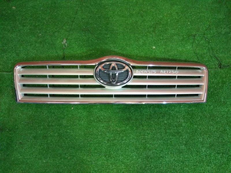 Решетка радиатора Toyota Avensis AZT250 1AZ-FSE 01.2004 53114-0D060