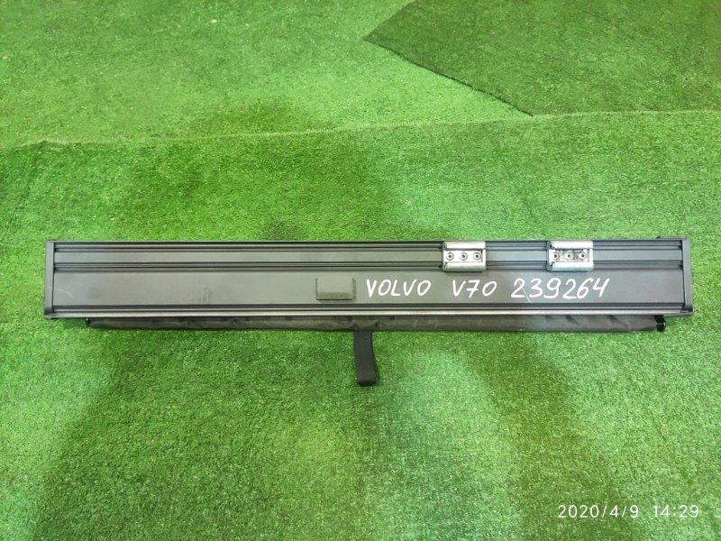 Шторка багажника Volvo V70 BW5 B5254T6 06.2008 СЕТКА