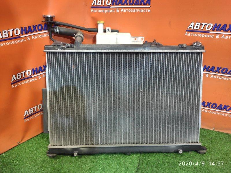 Радиатор двигателя Mazda Biante CC3FW L3-VE AT