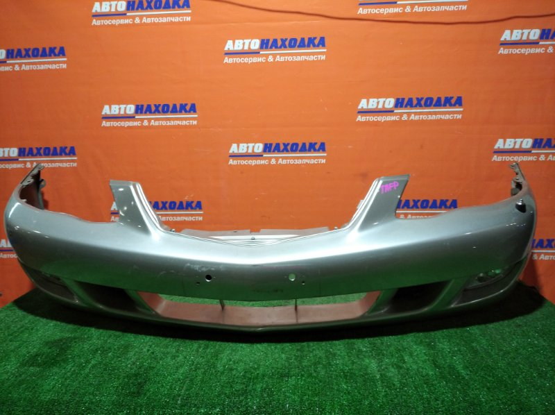 Бампер Mazda Millenia TAFP KF-ZE 2000 передний 114-61918 2мод ХТС под полировку/антенна+туманки 114-61918
