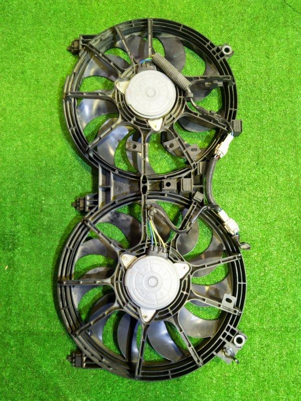 Вентилятор радиатора Nissan Teana J32 VQ25DE