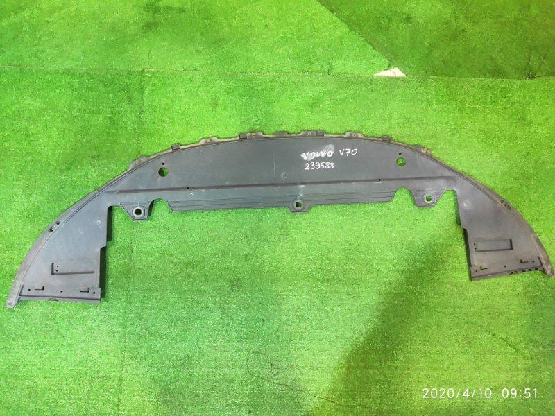 Защита бампера Volvo V70 BW5 B5254T6 06.2008 30655172